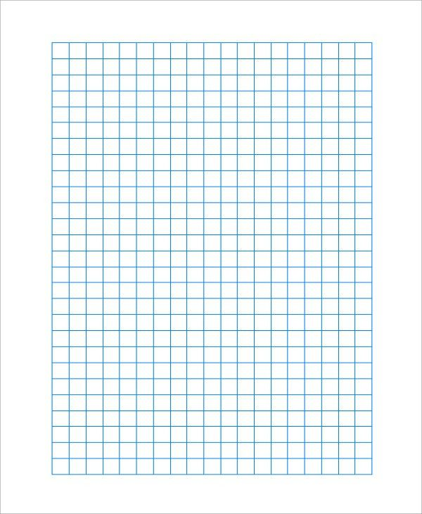 Sample Graph Paper Printable - 9+ Examples in PDF, Word, Excel