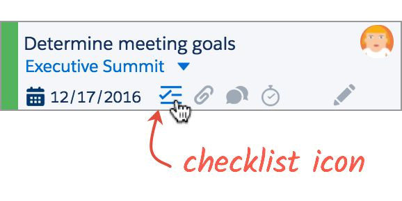 Insert Template Checklists Into Tasks – TaskRay