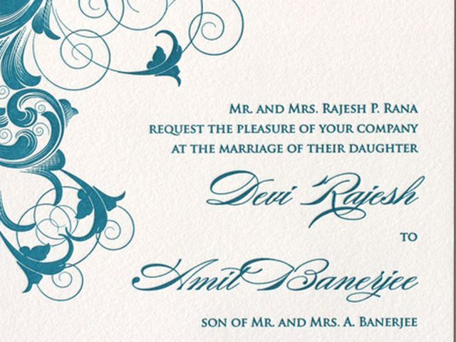 Cool Wedding Invitation Cards Online Template 99 For Invitation ...