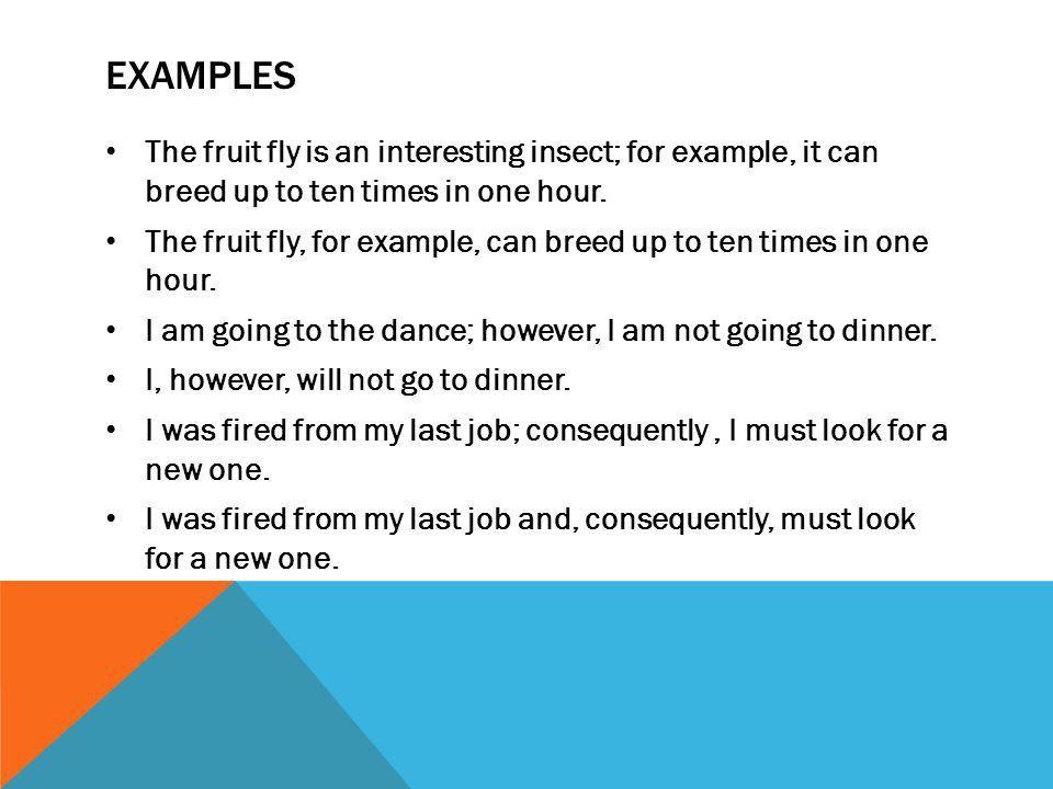 SEMICOLON/COLON RULES. SEMICOLONS—RULE #1 Use a semicolon between ...