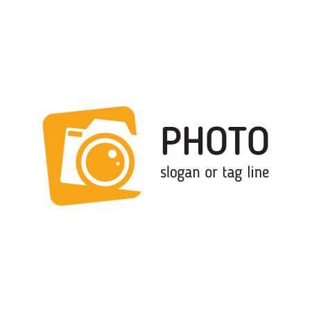 Photo Logo Design Template