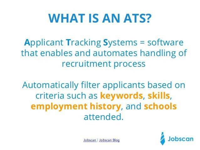 JobScan_Getting Past Applicant Tracking Systems 061516