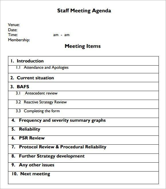 Sample Meeting Agenda 2. Temp_Meetingagendaformat Jpg This Meeting ...