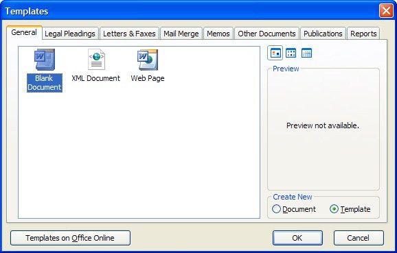 How do I create custom Microsoft Word templates? - Ask Dave Taylor
