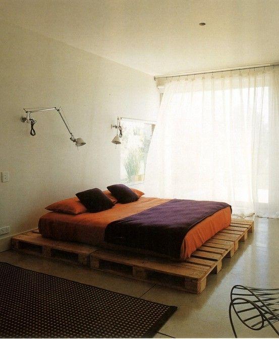 Ideas para decorar tu dormitorio con piedra ideas para for Como decorar mi recamara