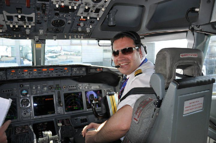 Damianos Papadopoulos > Pilot Training: Harv's Air Flight Training