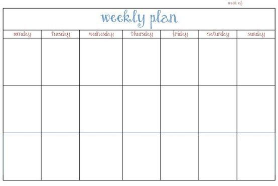 Work Week Calendar | Calendar Picture Templates