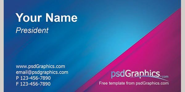 26 Best Business Card Templates