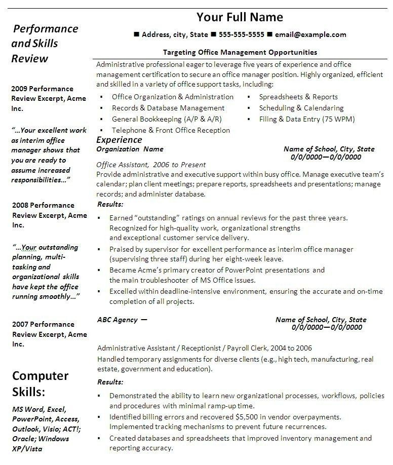 Resume Templates Mac Word