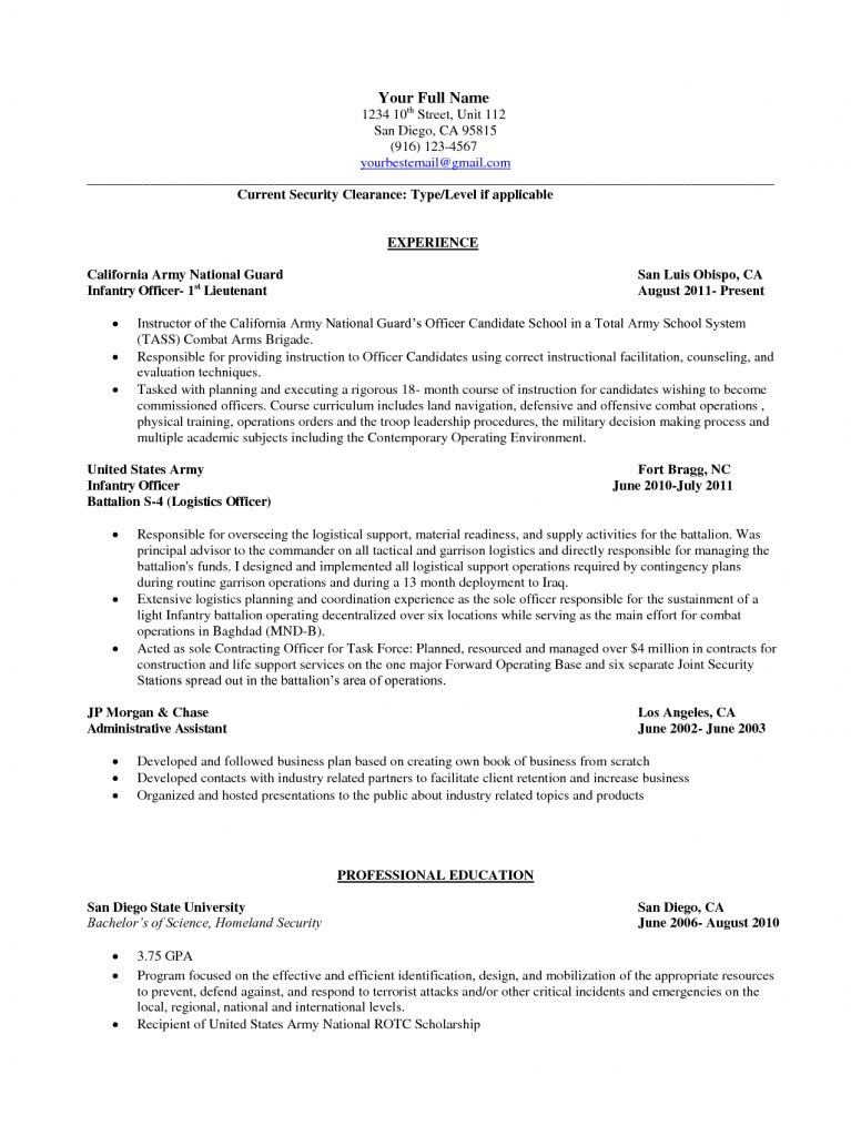 infantry resume professional infantryman templates to showcase