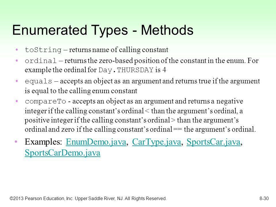 Chapter 8: A Second Look at Classes and Objects - ppt video online ...