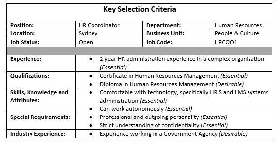 sample selection criteria how to address selection criteria in ...