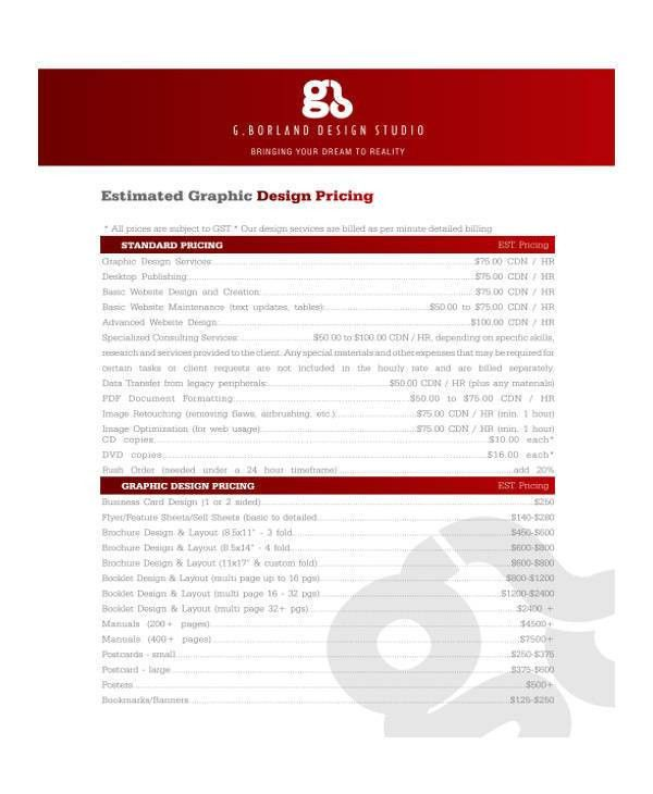 30 Quotation Formats in PDF