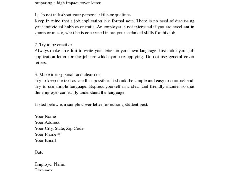 Download Cover Letter Sample Helpful Tips | haadyaooverbayresort.com