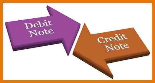 4+ debit note credit note | dismissal letter