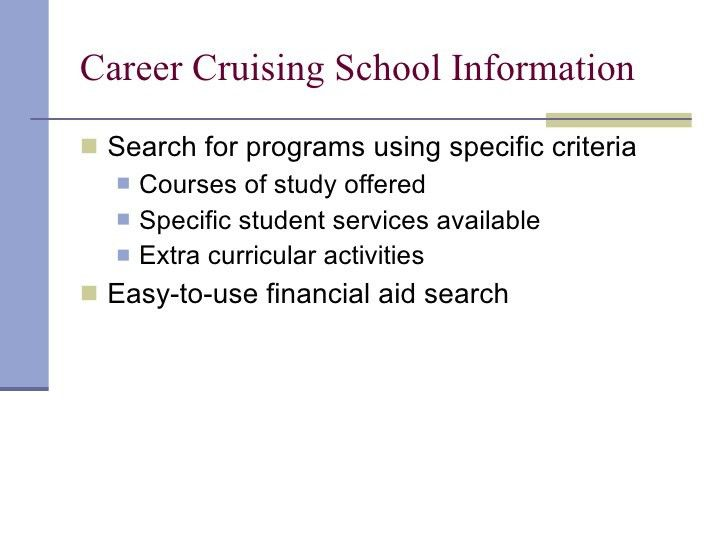 Career information resources at your fingertips sasb