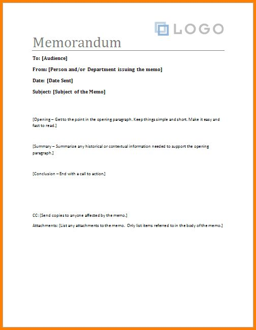 Business Memorandum Template.Interoffice Memo Template.jpg ...