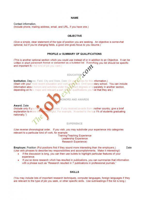Resume : Waitress Resume Examples Resumes