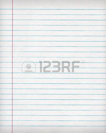 7,972 Lined Paper Background Stock Illustrations, Cliparts And ...