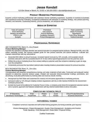 sample it manager resume resume cv cover letter. junior product ...
