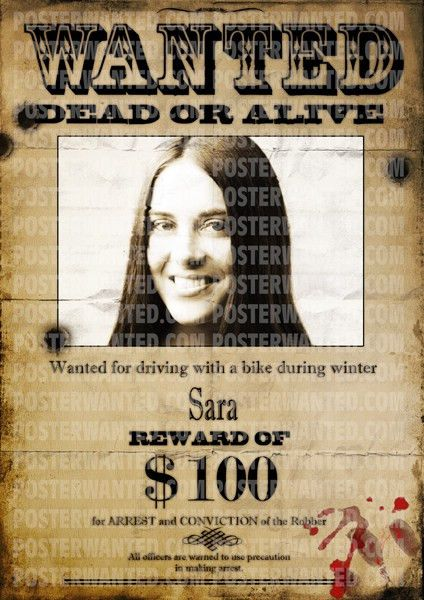 Wanted poster made by you will be a great way to prank your friend ...