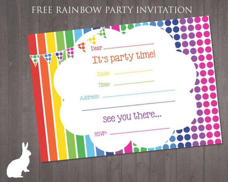 Birthday Party Invitation Templates – frenchkitten.net