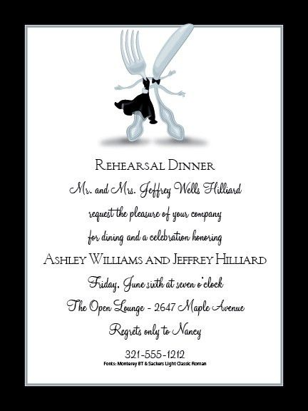 Superb Dinner Party Invitation Template Especially Awesome Article ...