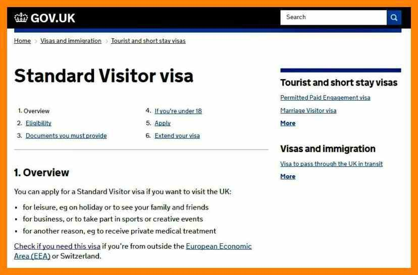 6+ uk checklist visitor visa | rn cover letter