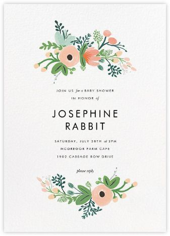 Best 25+ Baby shower invitations ideas on Pinterest | Baby party ...