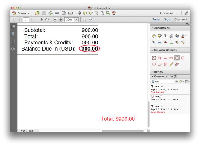 Expert Advice: How To Invoice A Client | A Photo Editor