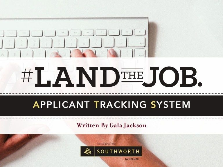 Your Resume & The Applicant Tracking System