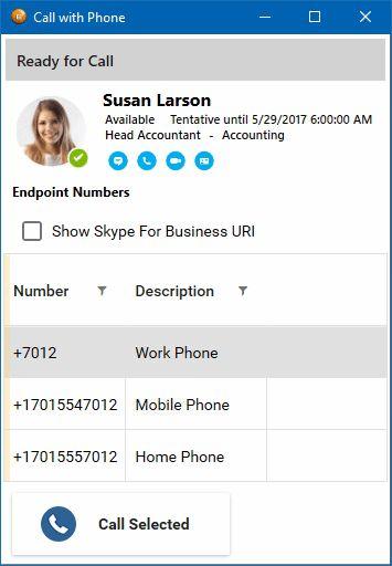 Bridge Operator Console - Cisco Call Status and Click to Dial in ...