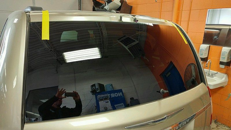 Tulsa Auto Backglass Replacement   Glass By Tony