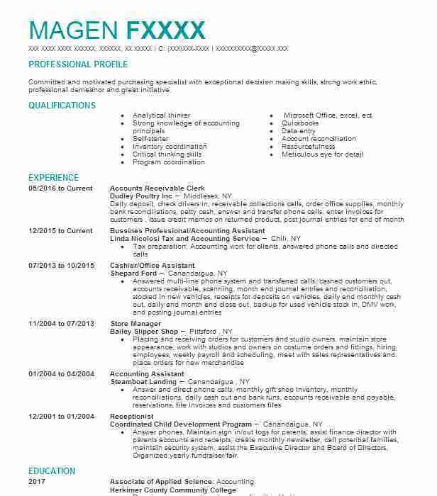 Accounting Assistant Job Description. Job Description Resume ...