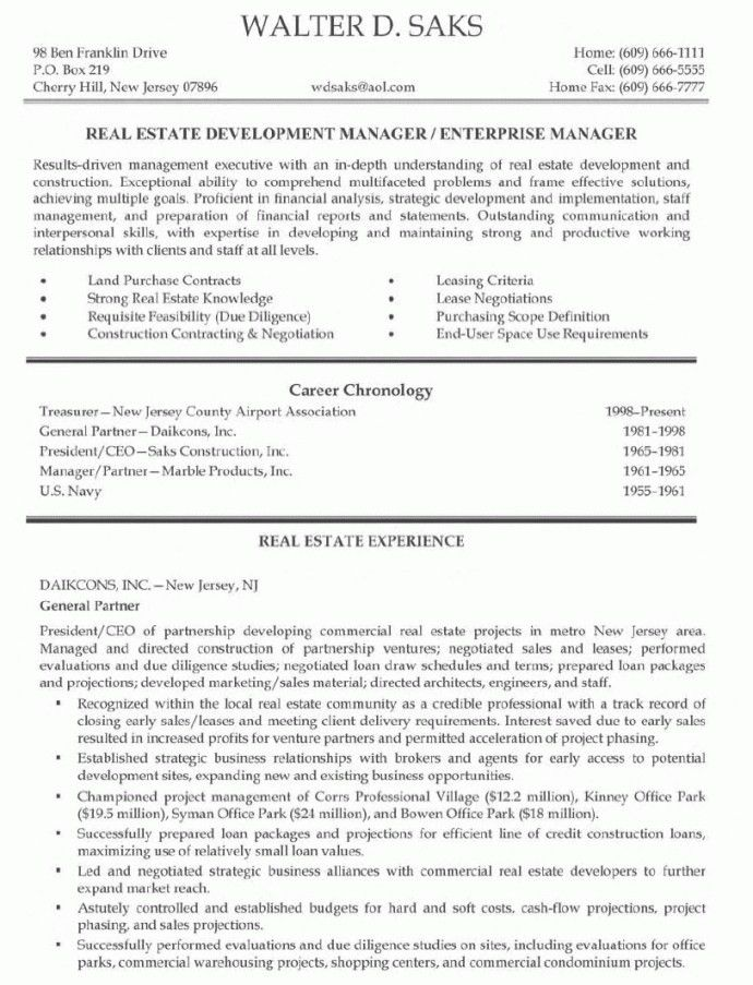 General Resume Objectives. 13 Useful Materials For General General ...
