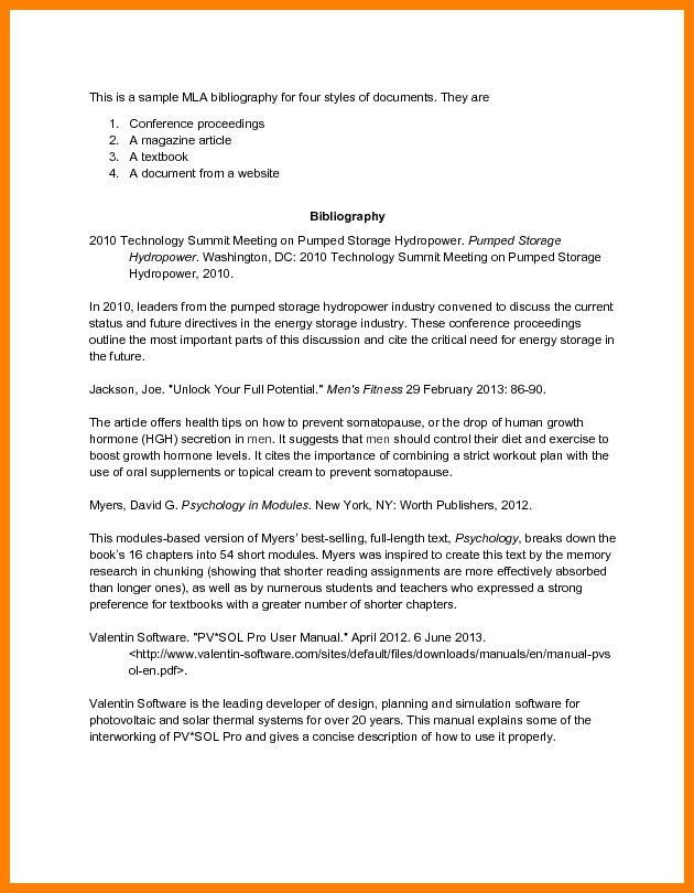 8+ annotated bibliography example mla format | farmer resume