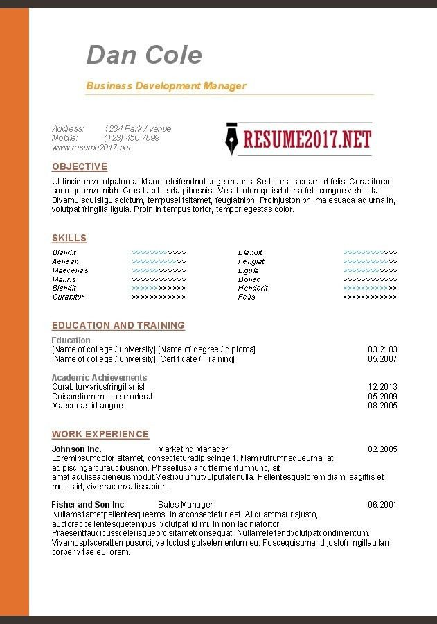 Resume Builder Free Template. Free Online Resume Builder And Free ...