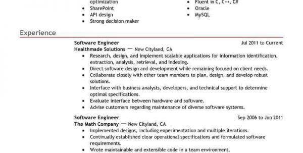 Supervisor Resume. Retail Supervisor Cv Sales Order Administrator ...