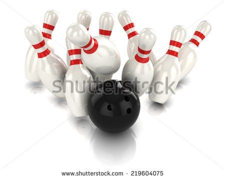 10 Pin Bowling Stock Images, Royalty-Free Images & Vectors ...