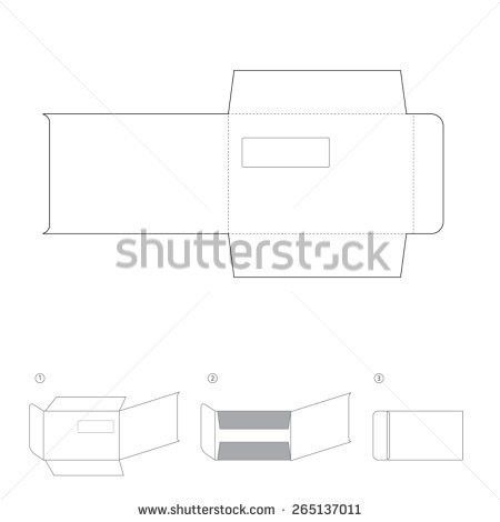 Envelope Template Vector Stock Images, Royalty-Free Images ...