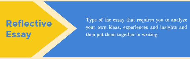 Reflective essay is about reflection. Read how it works