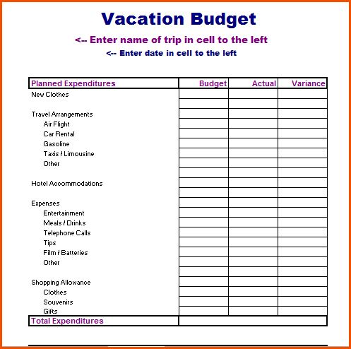 vacation planner templateMemo Templates Word | Memo Templates Word