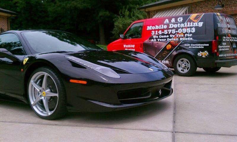 A&G Auto Spa & Mobile Detailing | Automotive Detailing | St. Louis, MO