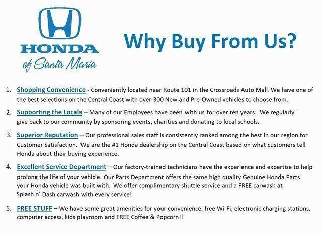 2017 Honda Civic Coupe Si Santa Maria CA | San Luis Obispo Lompoc ...