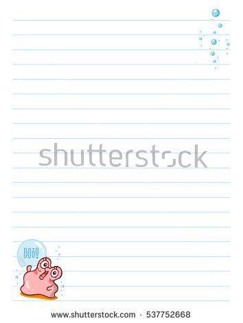 Lined Printing Paper | Jobs.billybullock.us