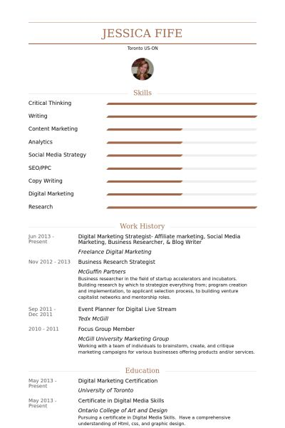 download affiliate manager resume haadyaooverbayresortcom - Affiliate Manager Resume