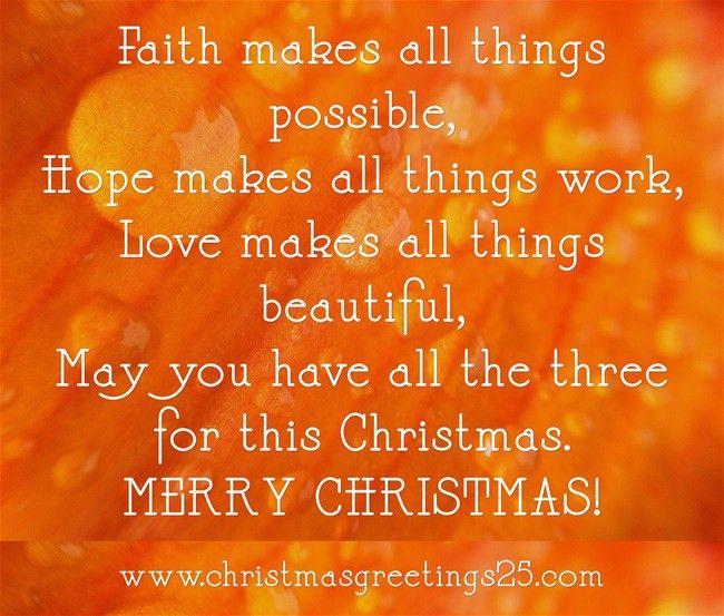 Christmas Greetings For Wife - Christmas Greetings 25