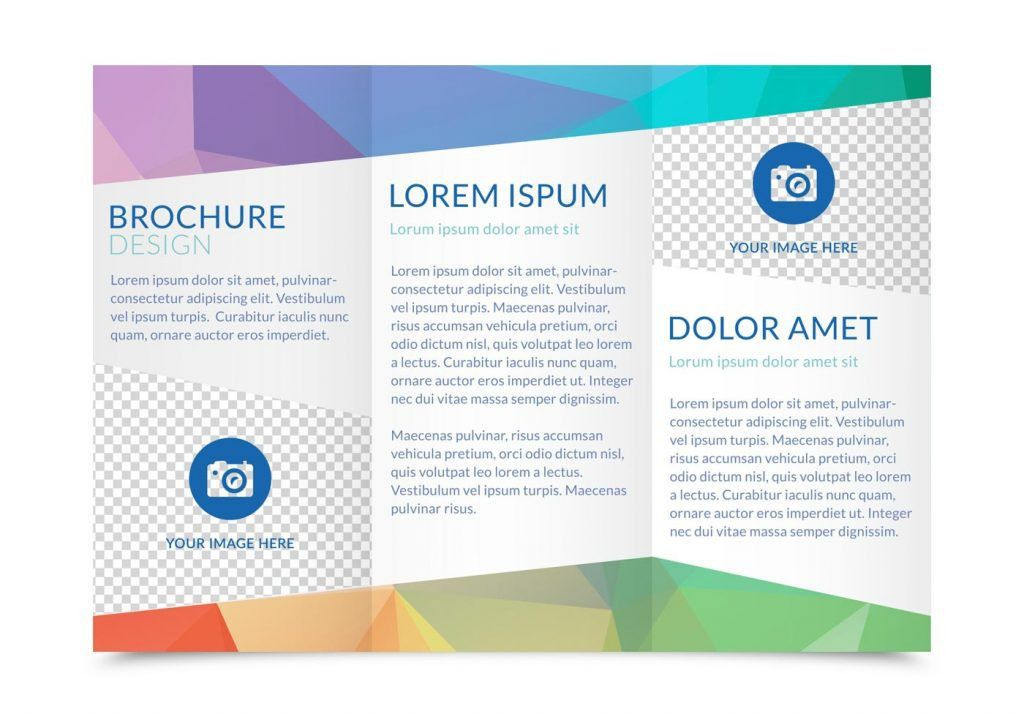 Free Tri Fold Brochure Templates For Word Free Tri Fold Brochure – Free Tri Fold Brochure Templates for Word