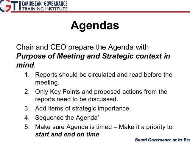 Board Meeting- John P.Ryan