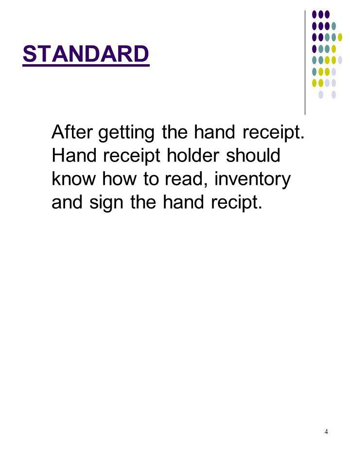Inspection and Inventory Procedures - ppt download